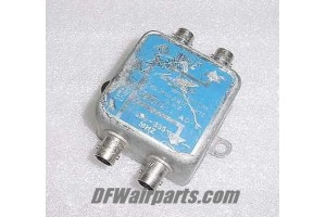 AD9, AD-9, Aircraft Navigation and Glideslope Antenna Splitter