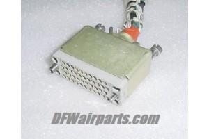 MRAC42S, 10523-10, ARC Avionics Harness Connector Plug