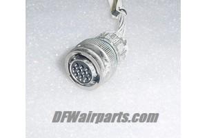 M83723-13R1210N, MS3476L12-10S, Avionics Harness Connector Plug