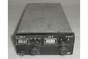 069-1021-00, KY-195B, King Avionics Dual 720 Ch Comm Transceiver