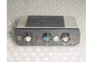 066-3012-01, KA-35A, King Avionics Marker Beacon Lights Assembly