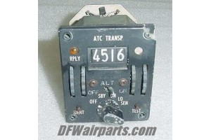 071-1014-00, KFS-570, King ATC Transponder Control Panel