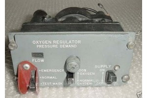 15830-D, 15830D, Aircraft Pressure Demand Oxygen Regulator