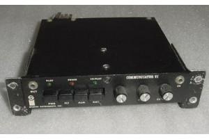 600-0006-01, Spartin Communicator VI Aircraft Control Panel