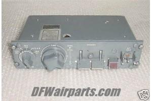 2585802-5, SP-50, Sperry Flight Control System / Autopilot Panel