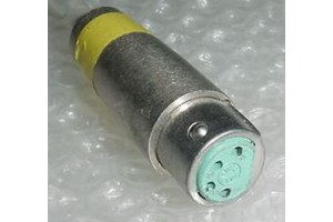 A4F, Switchcraft Aircraft Avionics Plug Connector