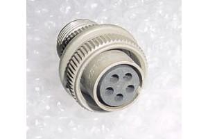 MS3106A14S-5S, MS3106A14S5S, Nos Bendix Cannon Plug Connector