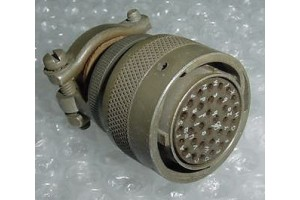 L18TF32S6N-1, New Burndy Aircraft Cannon Plug Connector