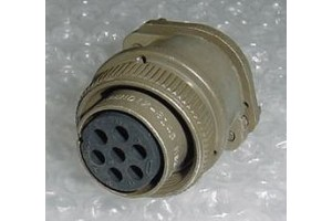 MS3106R-16S-1S, New Bendix Aircraft Cannon Plug Connector