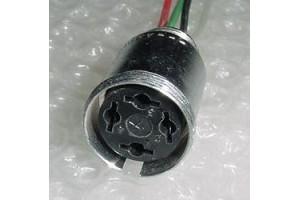 Amphenol Avionics Plug Connector Receptacle