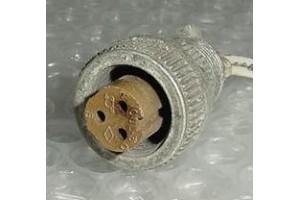 AN3106A-10SL-3S, MS3106A10SL3SC, Avionics Cannon Plug Connector