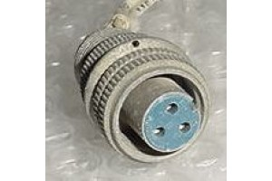 AN3106A-10SL-3S, Amphenol Aircraft Cannon Plug Connector