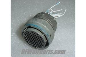 MS3476W22-55SX, MS3116E22-55SX, Avionics Connector Plug