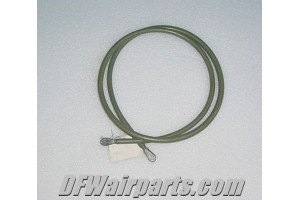1440-1, 132538-A1, Beech King Air Handrail Door Support Cable