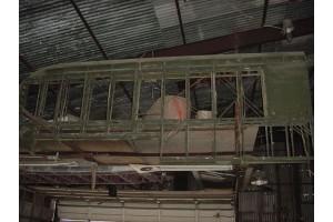 Set of Cessna 120 fabric wings