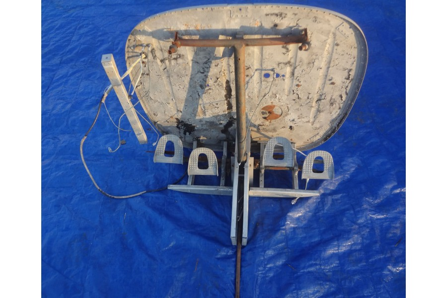 Large lot of NEW and used Cessna 120 / Cessna 140 parts