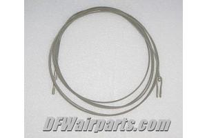 0400107-9, MC0400107-9, Cessna Aircraft Elevator Control Cable