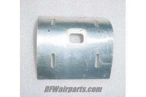 0413028-4, 04130284, Cessna Aircraft Stall Warning Scoop Plate