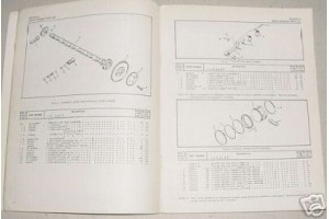Aircraft Continental 520 Series Parts Catalog, X-30046