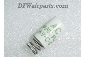 AV-C-6, AVC-6, AC Aircraft Spark Plug Tip Adapter