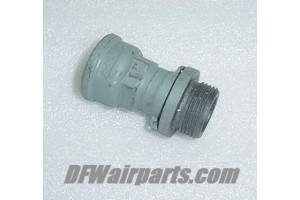 77527, LW77527, Lycoming O-320 Engine Oil Dipstick Extension Tube