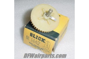 M1442, M 1442, Nos Slick 447 Aircraft Magneto Distributor Gear
