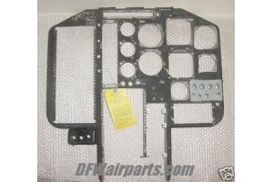 206-070-304-3AC, 2060703043AC, Bell 206 Instrument Panel w/ Serv