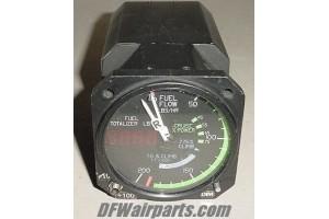9910395-3, 65840-0137, Aerosonic Fuel Flow Indicator / Totalizer