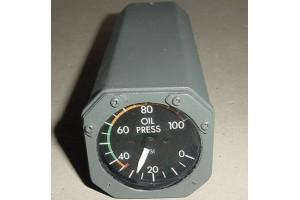 SEL-OC4Y, BNN-3266, Aircraft Oil Pressure Indicator