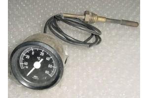 3409, 3409-, Aircraft Temperature Indicator w/ Bulb Sensor