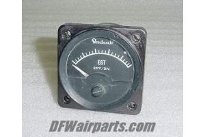1135B7.5A, 210-8AL, Alcor Exhaust Gas Temperature Indicator