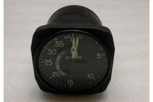 906D, 906D10014042, Dual Altimeter / Differential Pressure Indicator