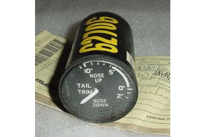 S149-1-504T, BAC-111 Aircraft Tail Trim Position Indicator