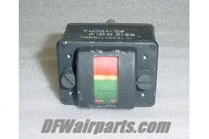 92120019, FS-1DCMA, Aircraft Battery Monitor Indicator