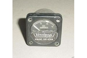 9E1389-A, Beechcraft Prop Deicer Current Indicator