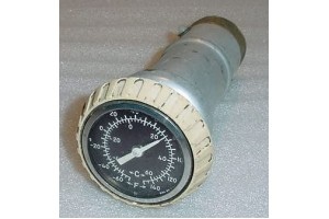 C668507-0101, 5-62179, Cessna Outside Air Temp Indicator n Vent