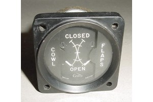 CM2676-1, Twin Cessna Aircraft Cowl Flap Position Indicator