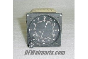 40980-1001, IN-346A, ARC / Cessna ADF Indicator w/ Serv tag
