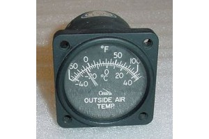CM2628L1, Cessna Aircraft Outside Air Temperature Indicator