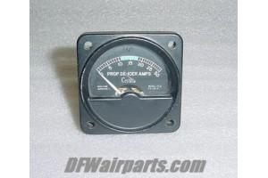 CM2631-2, B20129C-1,Cessna FLD FS-30 Prop De-Icer Amps Indicator
