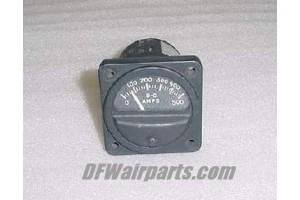 8DW84LAY36, 044-0743-40, Aircraft DC Amps Indicator
