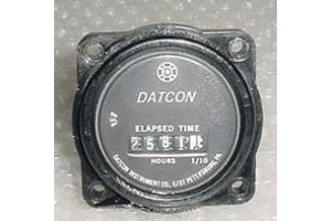 773E, 6645-00-629-7762, Datcon Aircraft Hobbs Hours Meter