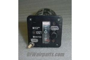 EGT-1, Mixture-Mizer, Exhaust Gas / EGT Engine Monitor Indicator