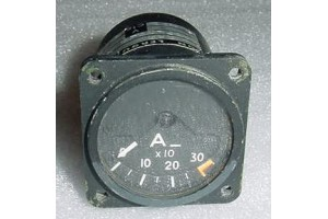 2393-18-0, Falcon 20 Aircraft Voltmeter Indicator