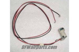 1513837-3, 15138373, Cessna Aircraft Instrument Post Light