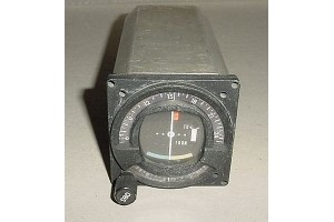 066-3008-01, KI-201B, King Avionics VOR Indicator