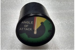 6600082-4, 562-861, Learjet Aircraft Angle of Attack Indicator