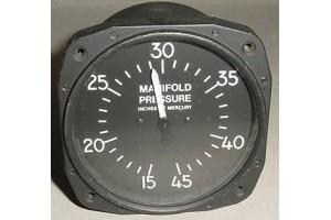 586K-028, Kollsman Aircraft Manifold Pressure Indicator