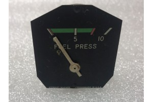 820338, 444-044, Piper Aircraft Fuel Pressure Cluster Gauge Indicator