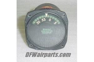 ID-251, ID-251-ARN, Radio Magnetic Compass Indicator w/ Srvc tag